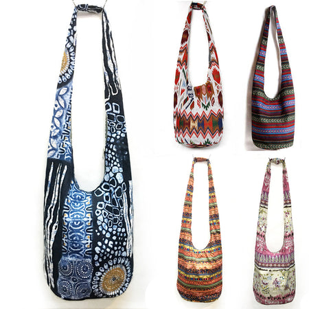 Hippie Tribal Crossbody Bags