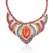 Ethnic Bohemian Tribal Necklaces