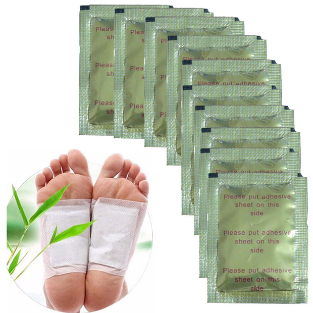 Chinese Medicine Paste Detox Foot Pads