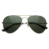 ORIGINAL CLASSIC METAL MILITARY AVIATOR SUNGLASSES 1041d-E