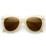 OVERSIZE DESIGNER INSPIRED WOMEN'S FASHION SUNGLASSES 8445e-A