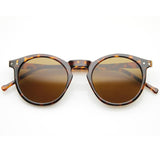 1920'S P3 DAPPER VINTAGE INSPIRED ROUND SUNGLASSES 8637d-A