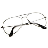 RETRO METAL PHOTOCHROMATIC XDF LENSES AVIATOR GLASSES 8864d-A