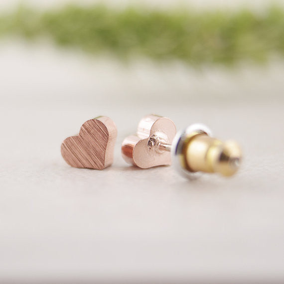 Love Heart Earrings for Women