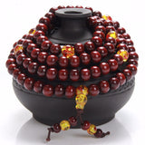 Sandalwood 108 Beads Buddhist Prayer Bracelet