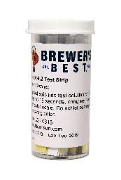 PH PAPERS (BEER) 4.6-6.2 100 VIAL