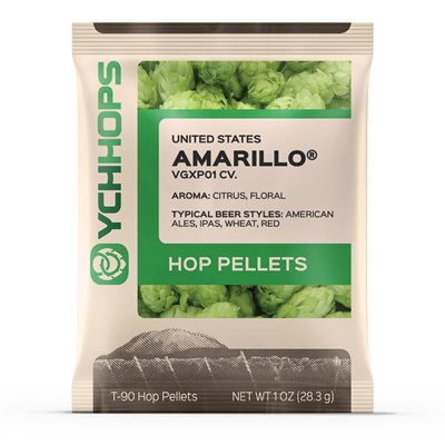 US AMARILLO VGX01 HOP PELLETS