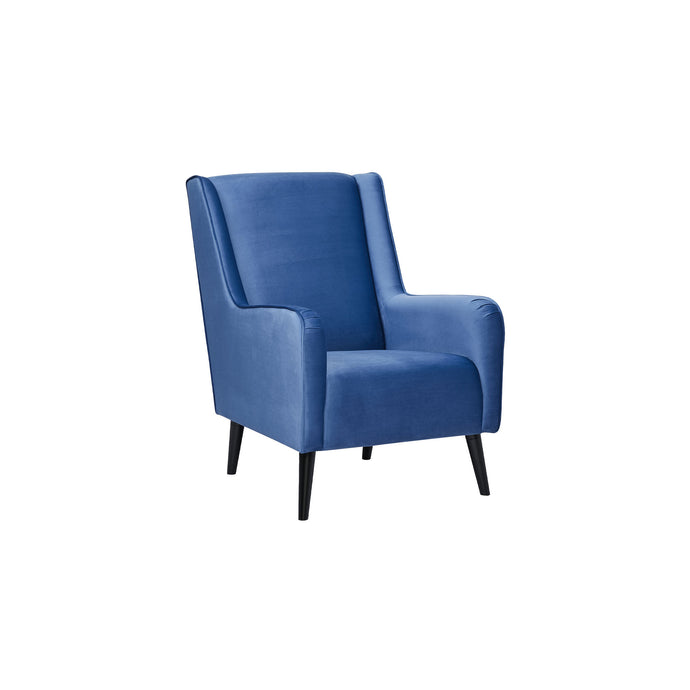 Aurelius Accent Chair Blue
