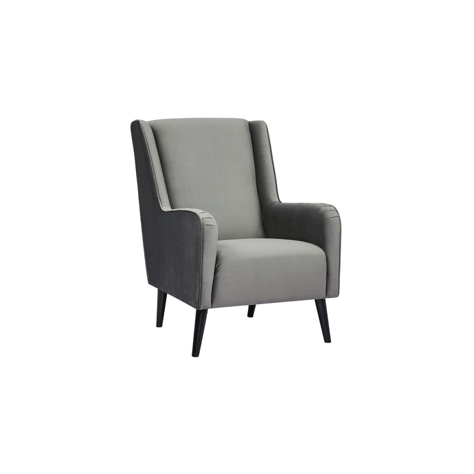 Aurelius Accent Chair Gray
