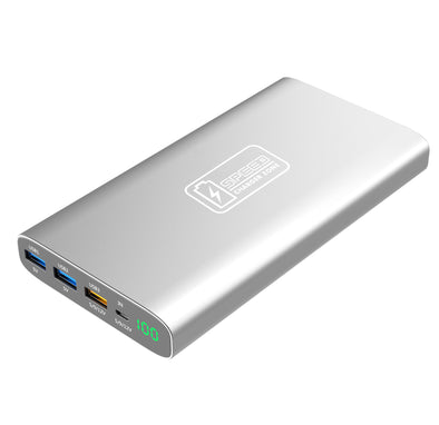 Quick Charge Portable Charger - 20,000 mAh