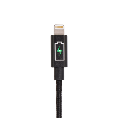 Lightning Charging Cable | MFi | Midnight Black