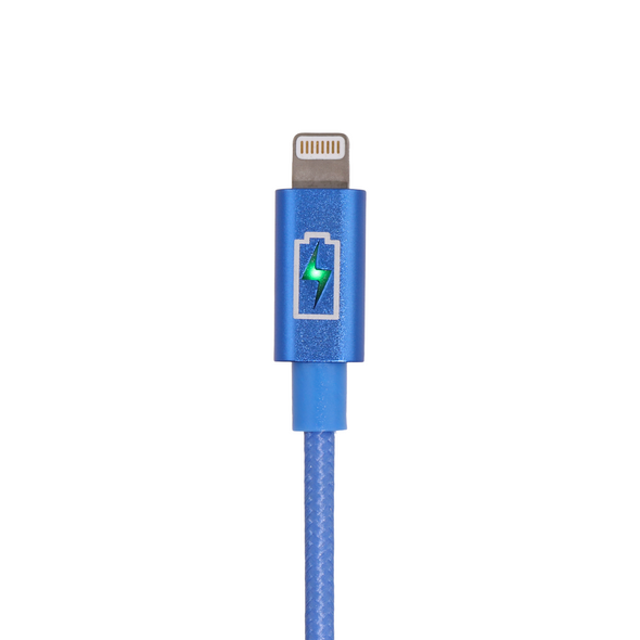 Lightning Charging Cable | MFi | Freedom Blue