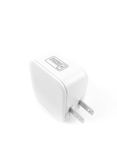 Power Plug - Travel USB Wall Adapter | 2 USB Ports | Total 4.8A