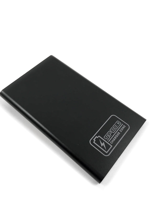 Compact Portable Charger | Black | 2,600 mAh