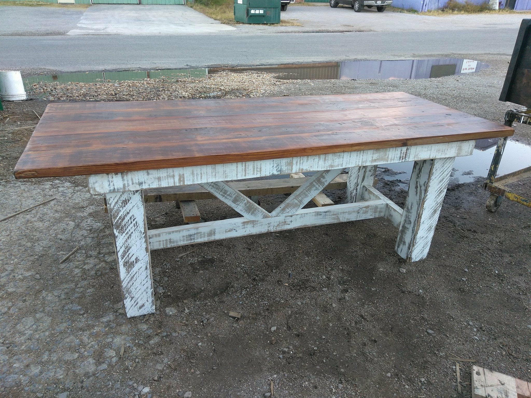 Farm Tables of the South | Authentic Reclaimed Wood Furniture