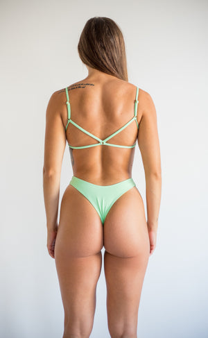 angel bottom - margarita green