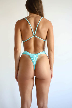 khaleesi bottom - sky blue