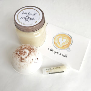 I like you a latte Gift Set