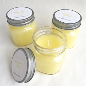 Persimmon Lemon Candle