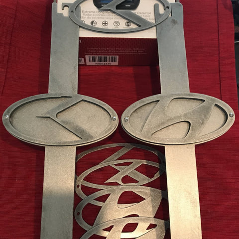 KIA / Hyundai Hood Props and Face Plates