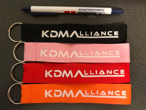 "The ""Almost Free"" KDM Alliance Key Lanyard"