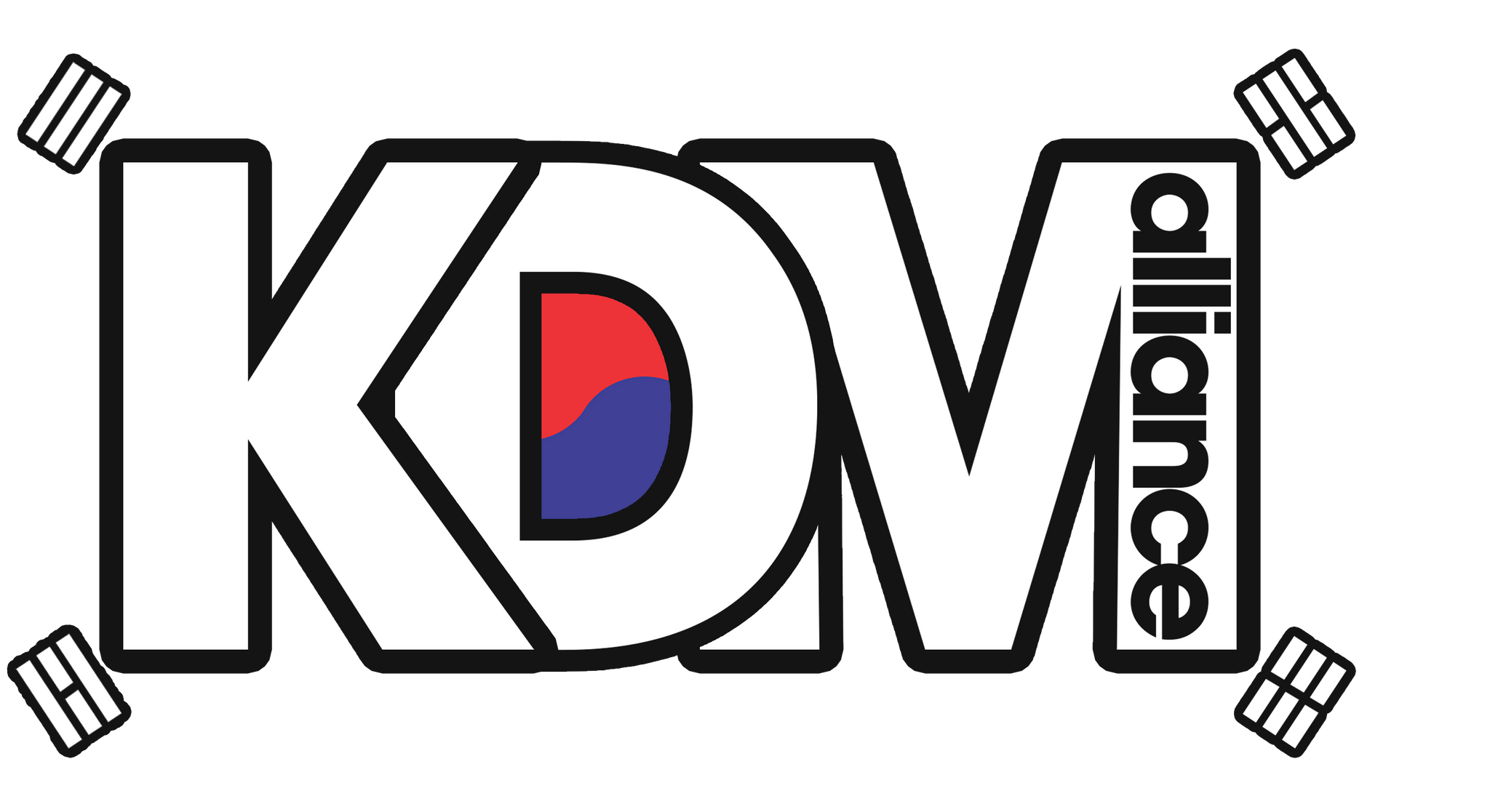 KDM Alliance Flag Sticker