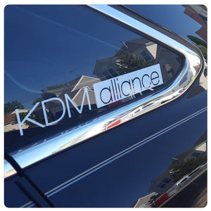 'Block' KDM Alliance mini banner
