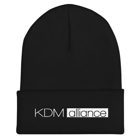 KDM Alliance Cuffed Beanie