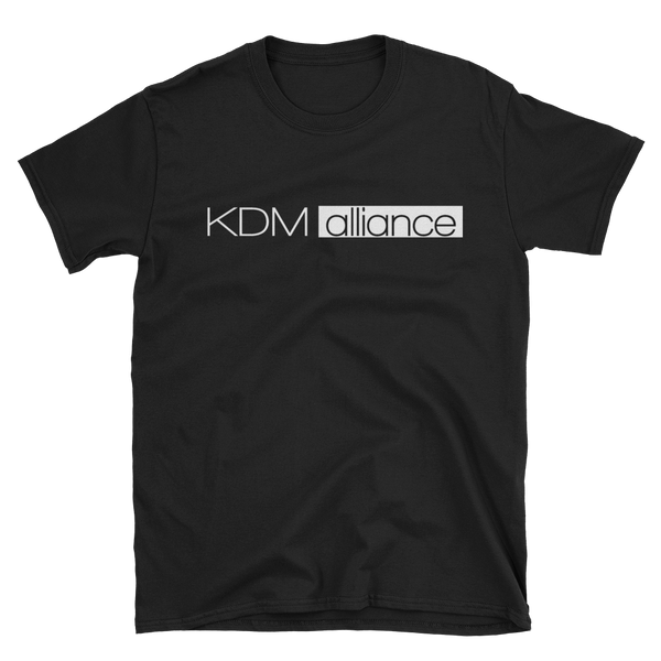 "KDM Alliance ""New Logo"" - Short-Sleeve Unisex T-Shirt"