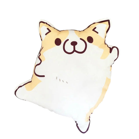 Corgi Plush Pillow - SquishyWishy