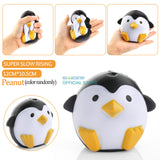 Jumbo Squishy Kawaii Penguin - Slow Rising Sweet Scented - SquishyWishy