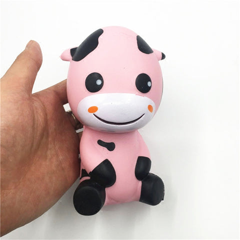 Jumbo Baby Cow Squishy Slow Rising - SquishyWishy