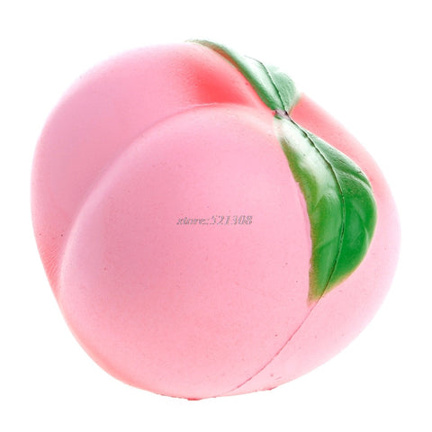 Peach Scented Squishy - Super Slow Rising - SquishyWishy