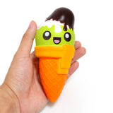 Jumbo Cute Kawaii Ice Cream Cone Squishy - SquishyWishy