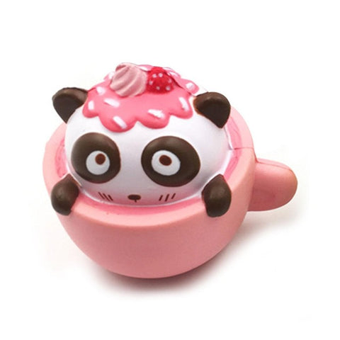 Squishy Coffee Cup Panda - SquishyWishy