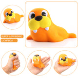 Kawaii 12CM Jumbo Seal Lion Squishy - SquishyWishy