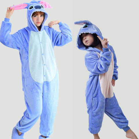 Kawaii Cute Blue Pajamas Oneise - SquishyWishy