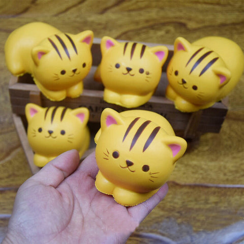11.5cm Kawaii Cat/Kitty Slow Rising Squishy - SquishyWishy
