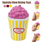 Popcorn Cup Squishy Slow Rising Antistress - SquishyWishy