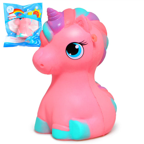 Jumbo Unicorn/Horse Squishy