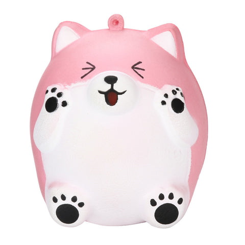 Kawaii Squishy Cute Bear Slow Rising Cream Scented