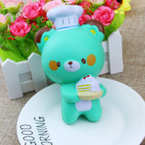 Kawaii Baking Bear Squishy