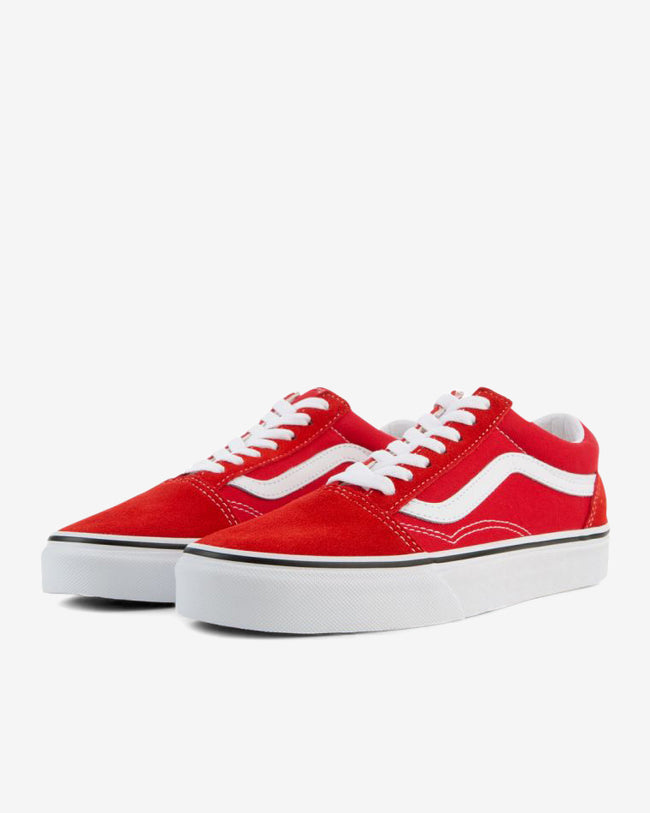 OLD SKOOL - RED