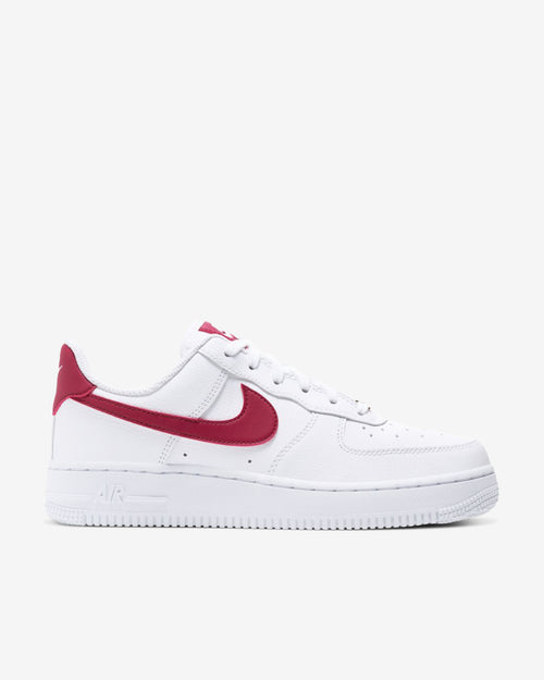 WMNS AIR FORCE 1 '07 - WHITE/RED