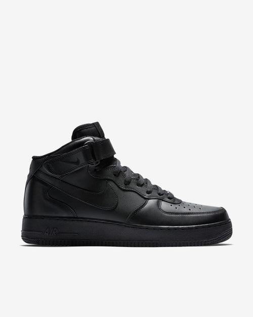 AIR FORCE 1 MID '07 - BLACK