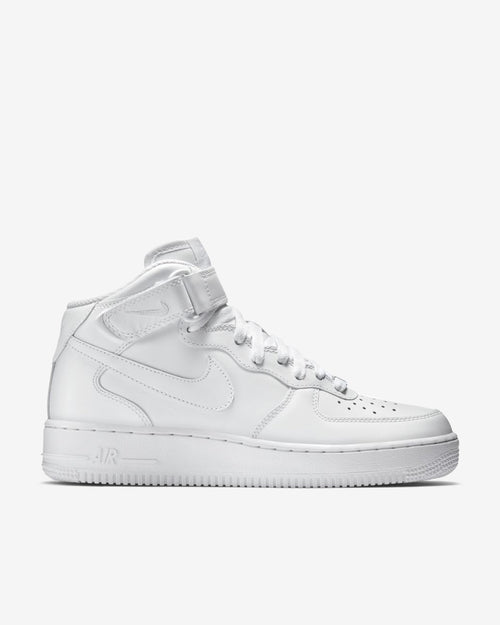 AIR FORCE 1 MID '07 - WHITE
