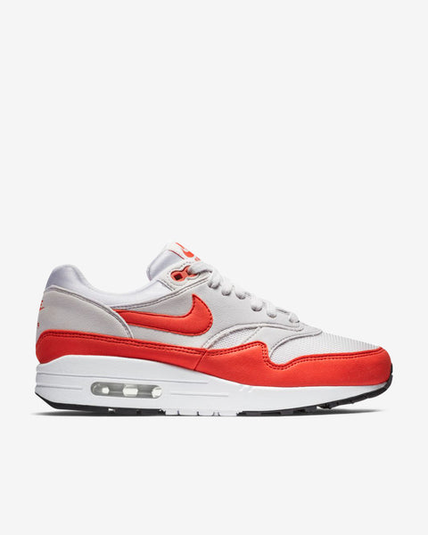 WMNS AIR MAX 1 - WHITE/RED