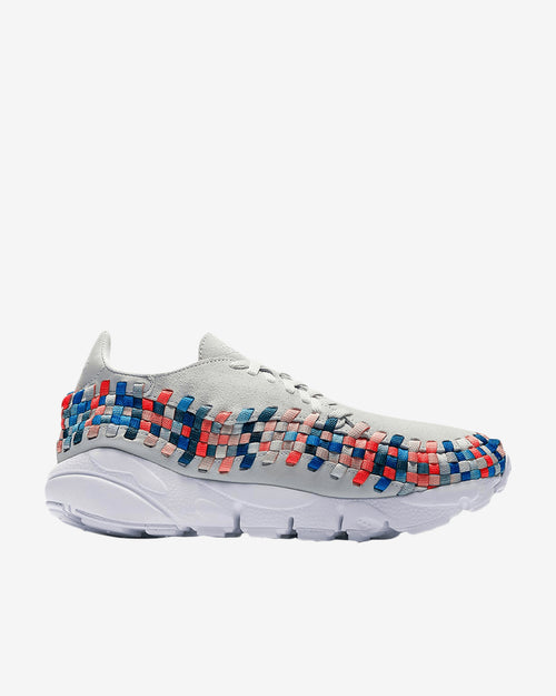 WMNS AIR FOOTSCAPE WOVEN - GREY