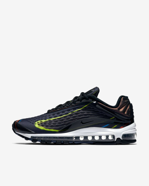 AIR MAX DELUXE - BLACK/SILVER