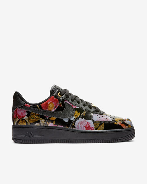 WMNS AIR FORCE 1 '07 LXX - BLACK